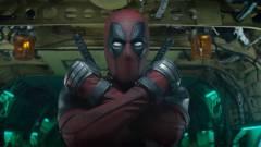 Deadpool 2 szinkronos előzetes - fejetlenség fejetlenség hátán kép