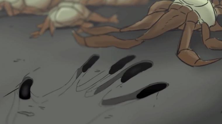 Death Stranding - animét farag belőle ez a rajongói projekt bevezetőkép