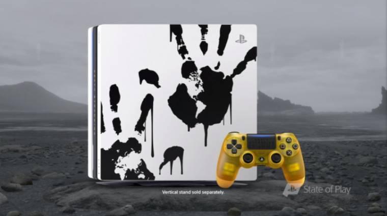 Death Stranding - ilyen lesz a PS4 Prós limitált kiadás bevezetőkép