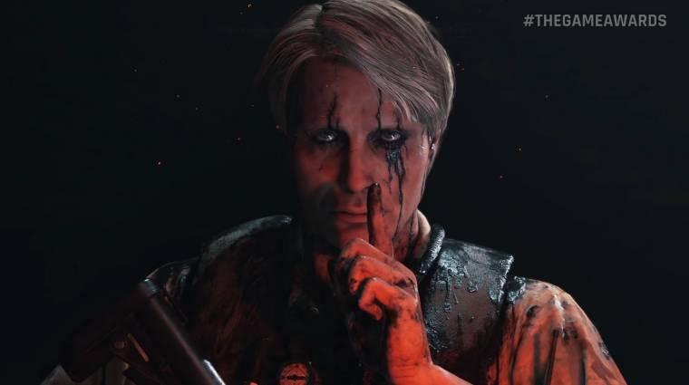 Death Stranding - Hideo Kojima szerint a megjelenés még odébb van bevezetőkép