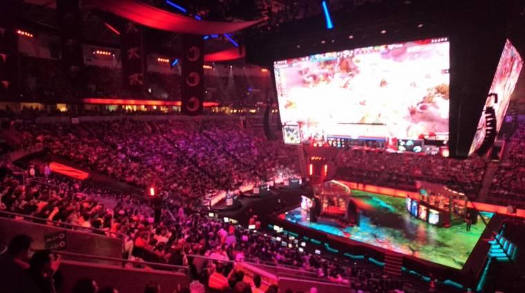 Dota 2 The International - elképesztő izgalmak az év legnagyobb eSport versenyén bevezetőkép