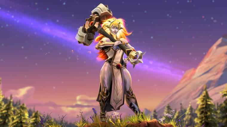 Megérkezett Valora, a Dota 2 legújabb karaktere bevezetőkép