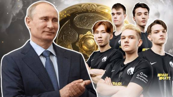 Vlagyimir Putyin is gratulált az új Dota 2 világbajnokoknak kép