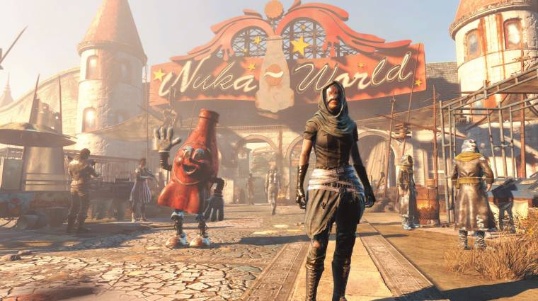 Fallout 4 - a Nuka World lesz az utolsó DLC bevezetőkép