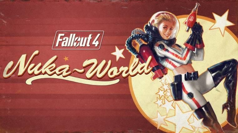 Fallout 4: Nuka-World - hamarosan megmutatják bevezetőkép