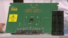 Fénysebességű adatátvitel számítógépek között kép