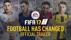 FIFA 17 - itt az első trailer, és minden infó a megjelenésről kép