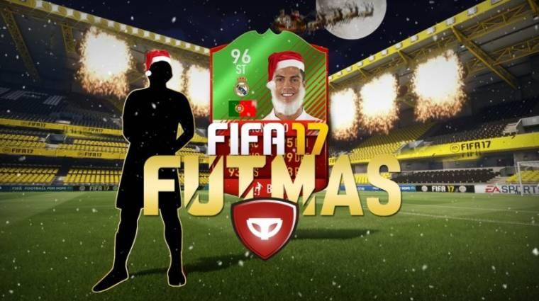FIFA 17 - az Ultimate Teambe korán érkezett a karácsony bevezetőkép