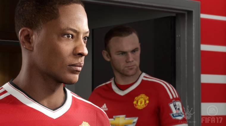FIFA 18 - visszatér a The Journey mód bevezetőkép