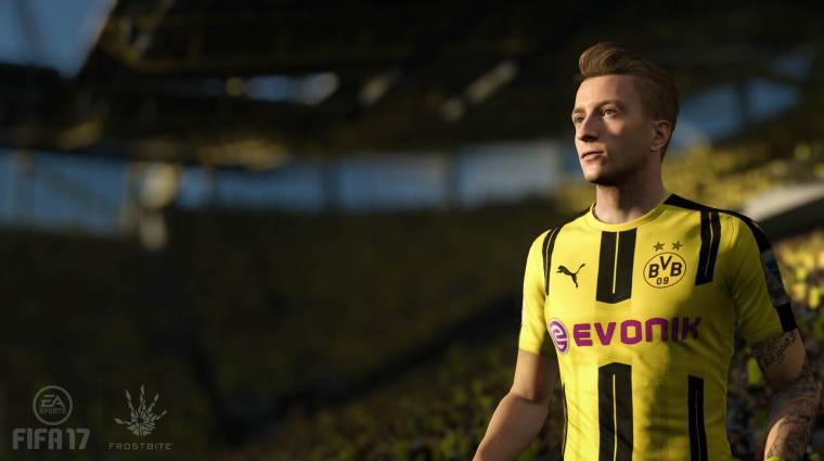 FIFA 18 - videón a Switch-es változat bevezetőkép