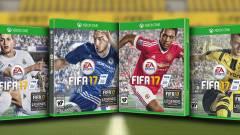 FIFA 17 - megvan, melyik focista kerül a borítóra kép