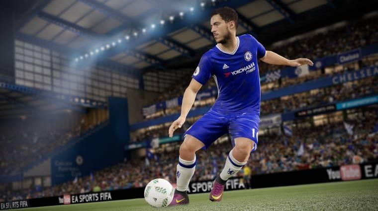 Ingyen kipróbálható lesz a hétvégén a FIFA 17 bevezetőkép