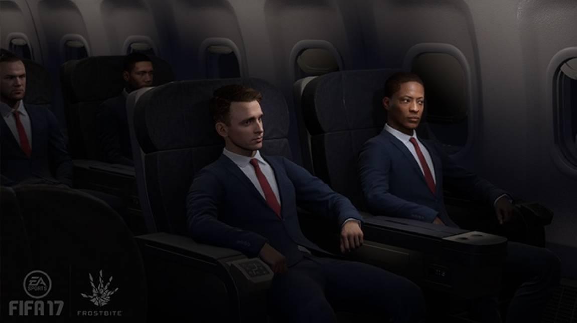 FIFA 17 - így készült a sztorimód bevezetőkép