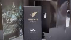 Final Fantasy VII Remake témájú Walkmant dobott piacra a Sony kép