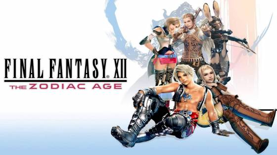 Final Fantasy XII: The Zodiac Age infódoboz