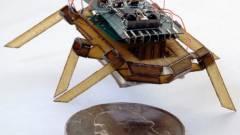 Fut, repül és életet ment a filléres minirobot kép