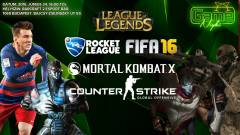 HTC Vive-val, League of Legends ajándékokkal, focibajnoksággal várunk titeket! kép