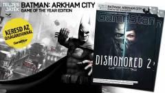 Orgyilkos família és Batman a 2016/06-os GameStarban kép