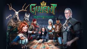Gwent: The Witcher Card Game kép