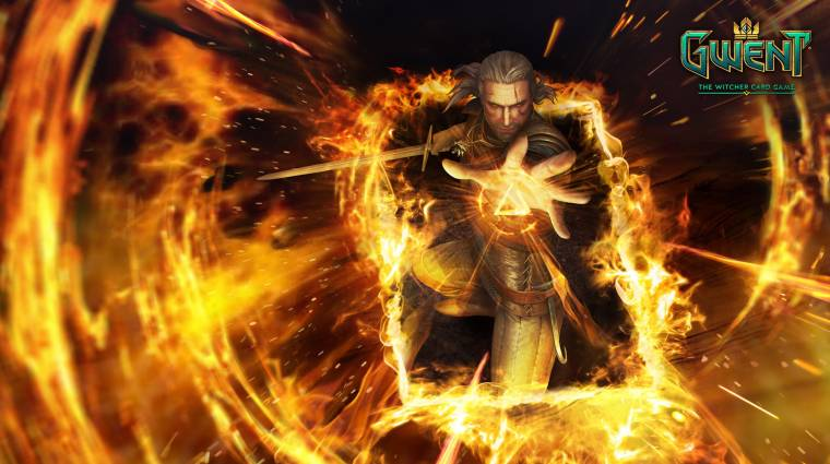 Gwent - ingyen The Witcher 2-t kaptak a bétázók bevezetőkép