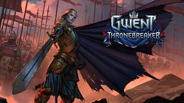 Gamescom 2017 - jön a Gwent egyjátékos kampánya bevezetőkép