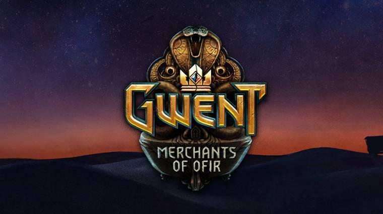 Távoli földről érkezett kereskedők a legújabb Gwent kiegészítő főszereplői bevezetőkép