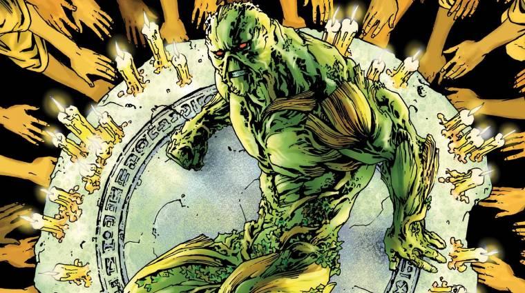 Injustice 2 - így bunyózik a Swamp Thing bevezetőkép