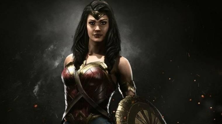 Injustice 2 - játékban ünnepeljük Wonder Woman filmjét bevezetőkép