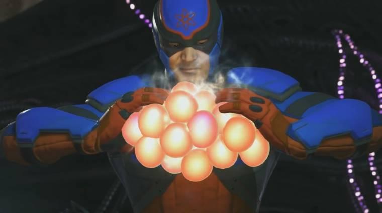 Injustice 2 - bemutatkozott Atom bevezetőkép