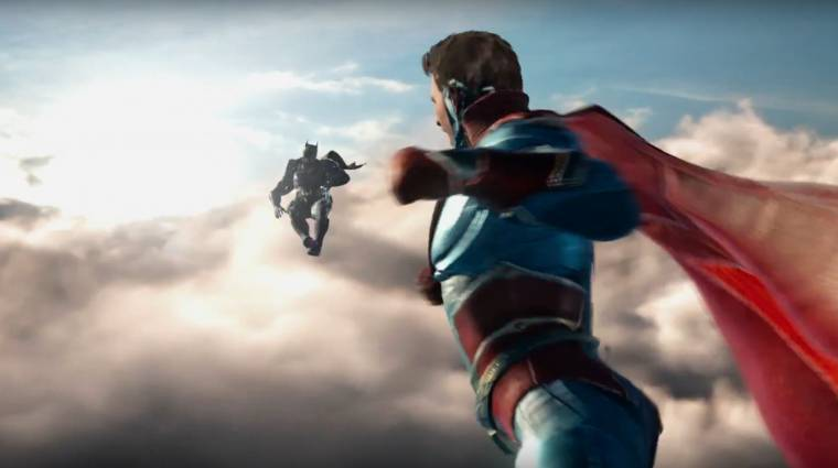 E3 2016 - a páncélok nem fogják felborítani az Injustice 2 egyensúlyát bevezetőkép