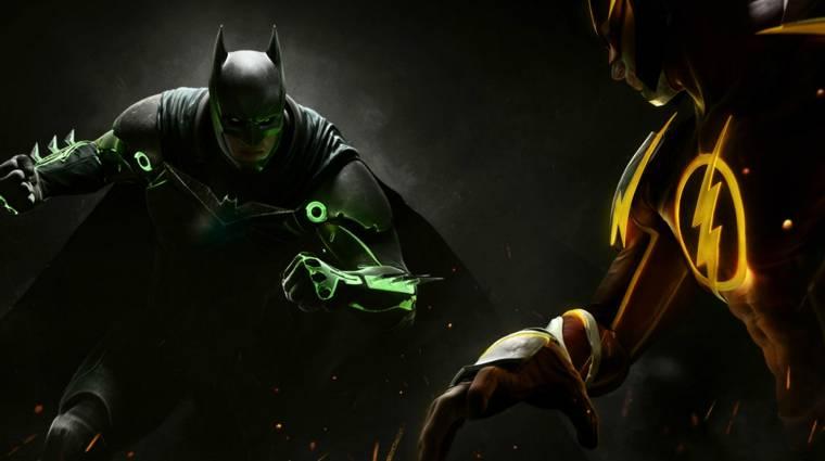 Injustice 2 - jön a PC-s változat, holnaptól már nyomhatjuk a nyílt bétát bevezetőkép