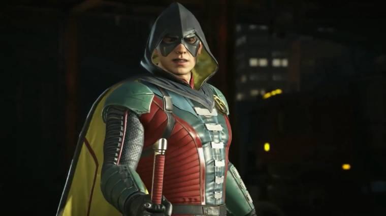 Injustice 2 - bemutatkozik Robin, elindultak a bétakulcsok bevezetőkép