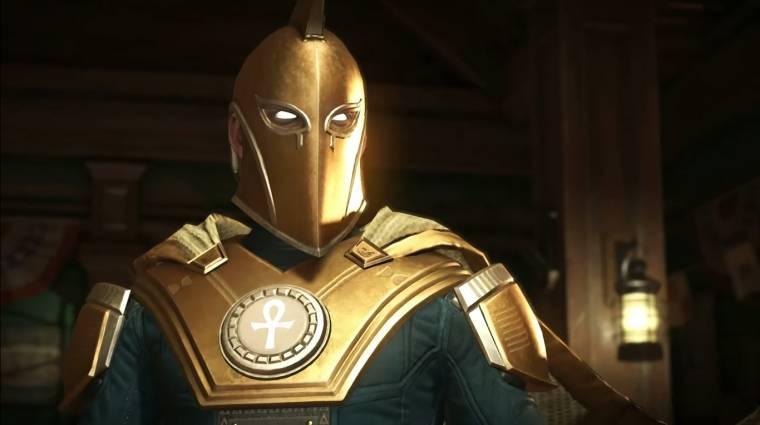 Injustice 2 - ilyen lesz a loot rendszer, újabb karakter mutatkozott be bevezetőkép