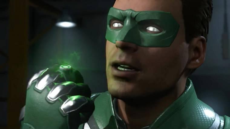 Injustice 2 - Zöld íjász, Flash, Zöld lámpás és sokan mások a sztori második bemutató videójában bevezetőkép