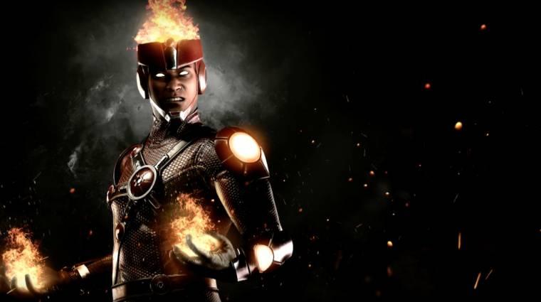 Injustice 2 - különleges videóban mutatkozik be egy új karakter bevezetőkép