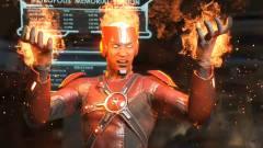 Injustice 2 - teljes értékű előzetest kapott az új karakter kép