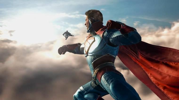 Injustice 2 - a super move-ok alatt se tedd le a kontrollert! bevezetőkép