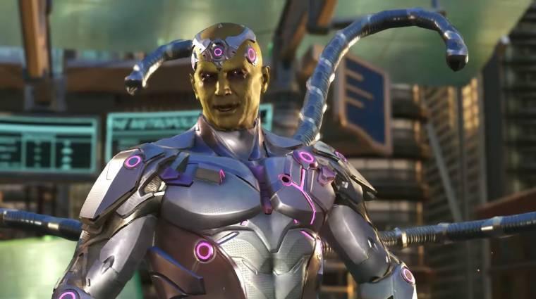 Injustice 2 - így ver agyon csápjaival Brainiac bevezetőkép