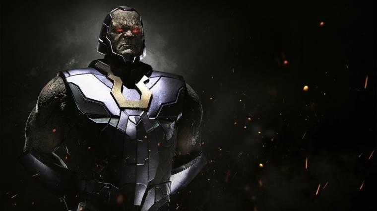 Injustice 2 - bemutatkozott Darkseid bevezetőkép