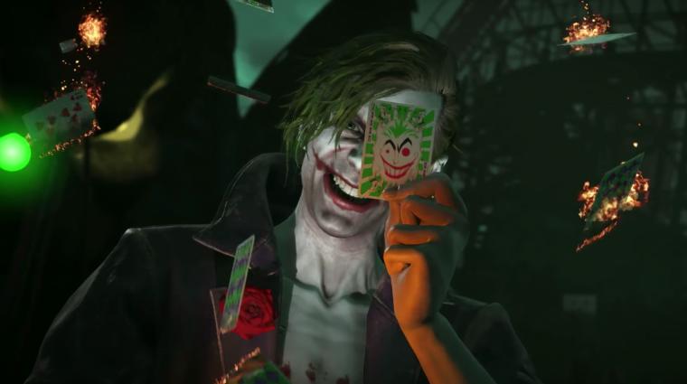 Injustice 2 - most Jokeré a főszerep bevezetőkép