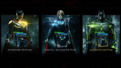 Injustice 2 - bemutatkoztak az első DLC karakterek kép