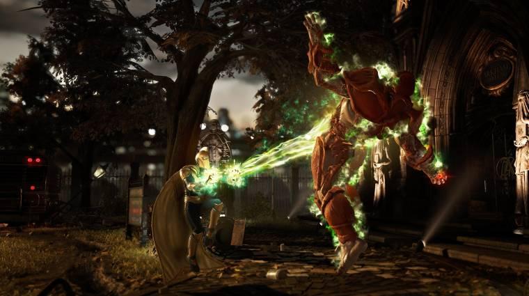 Injustice 2 - a PC-s port teljesen rendben van bevezetőkép