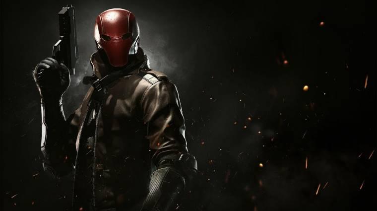 Injustice 2 - megvan a Red Hood DLC dátuma bevezetőkép
