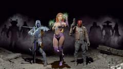 Injustice 2 - megérkezett Starfire kép