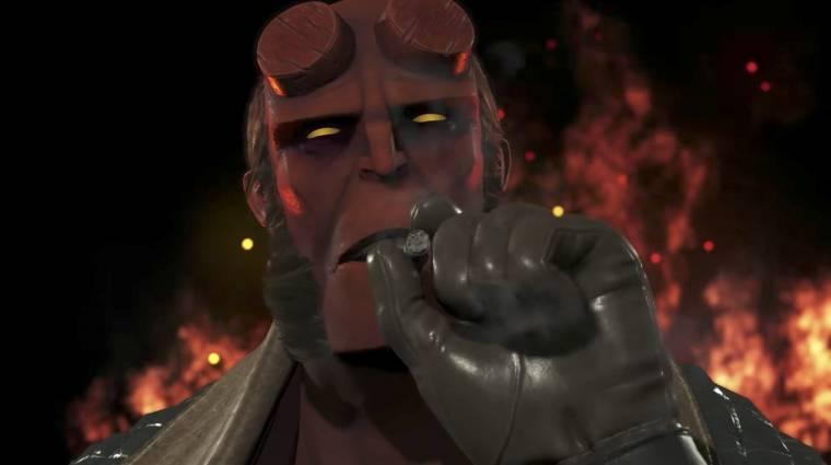 Injustice 2 - Hellboy az eddigi leglazább karakter bevezetőkép