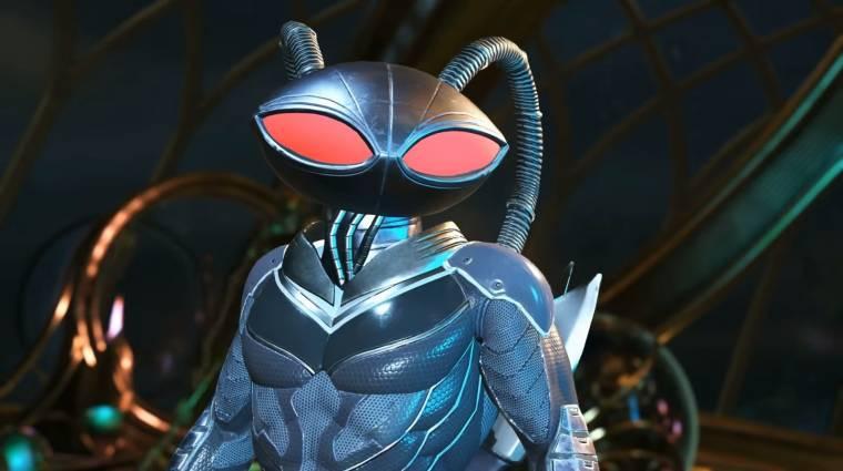 Injustice 2 - így verekszik Black Manta bevezetőkép