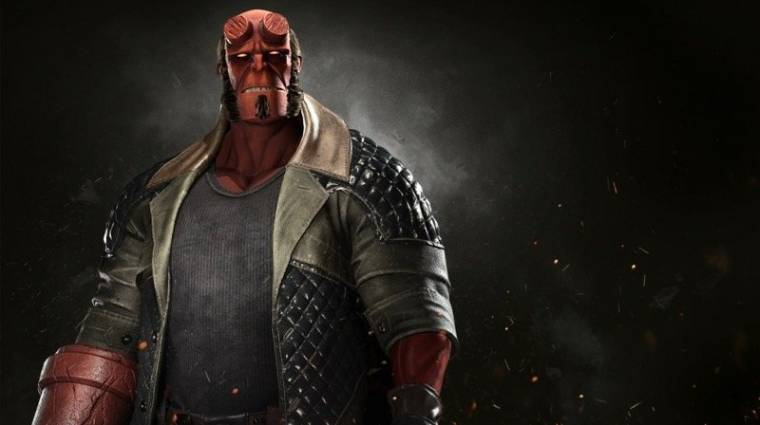 Injustice 2 - már Hellboy is játszható bevezetőkép