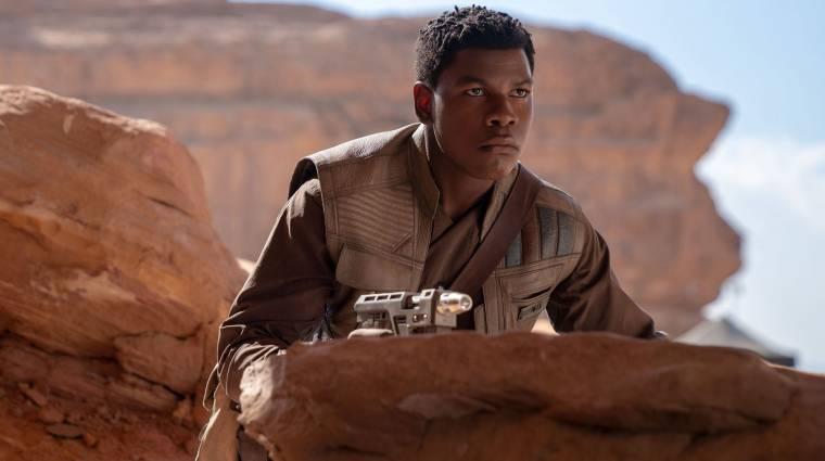 John Boyega keményen beleállt a Star Wars franchise-ba bevezetőkép
