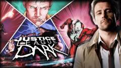 Videón a Justice League Dark animációs film, melyben Matt Ryan is visszatér! kép