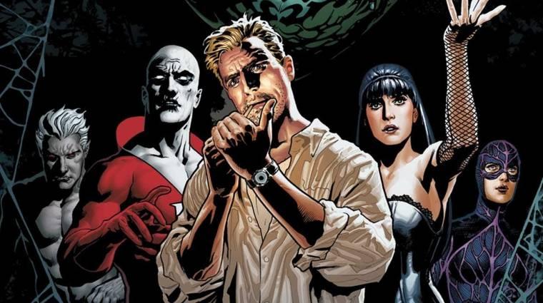Új forgatókönyvírót kapott a Justice League Dark kép